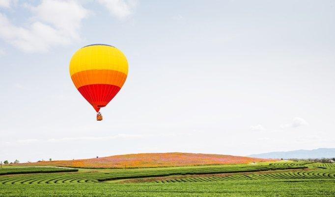 Ballon fahren in Kulmbach