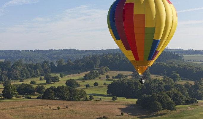 Ballonfahrt in Heilbronn