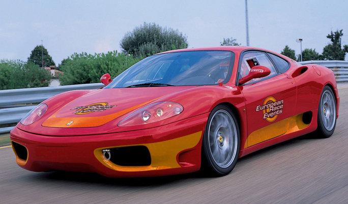 Ferrari selber fahren in München
