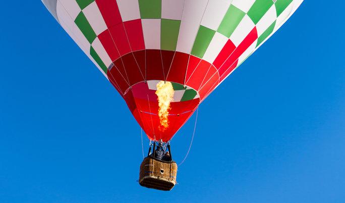 Ballonfahrt in Neubrandenburg