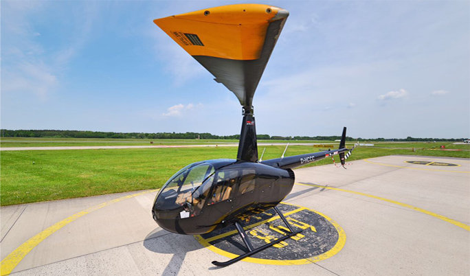 Hubschrauber selber fliegen in Hildesheim