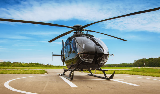 Hubschrauber selber fliegen - 20 Minuten in Ingolstadt