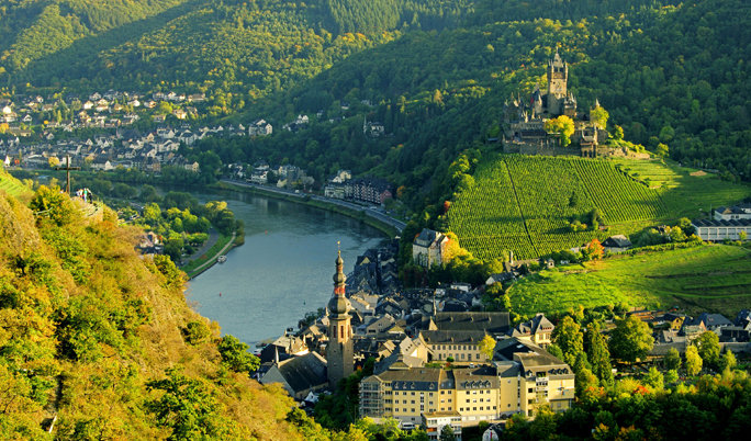 Romantik Hotel für Zwei in Rheinland-Pfalz