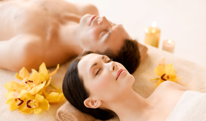 Hawaii Massage für Zwei in Braunschweig