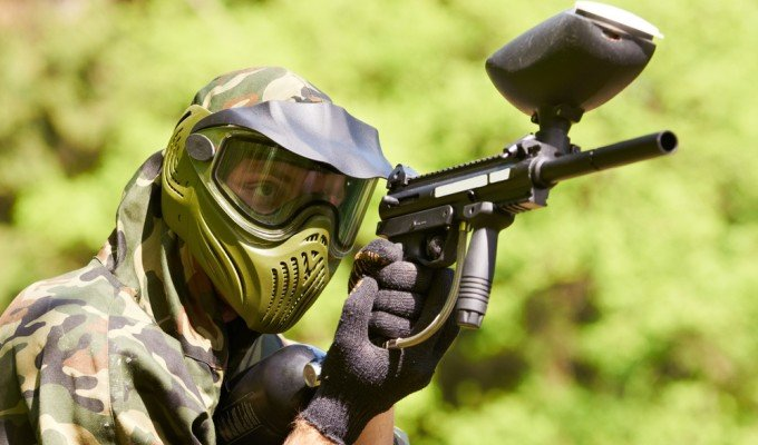 Paintball in Gelsenkirchen